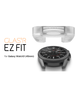 Galaxy Watch 3 (45mm) Case and Screen Protector EZ