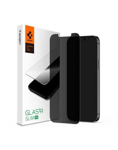 iPhone 12 mini Screen Protector GLAS.tR Privacy HD