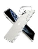 iPhone 11 Pro Max Case Liquid Crystal Glitter