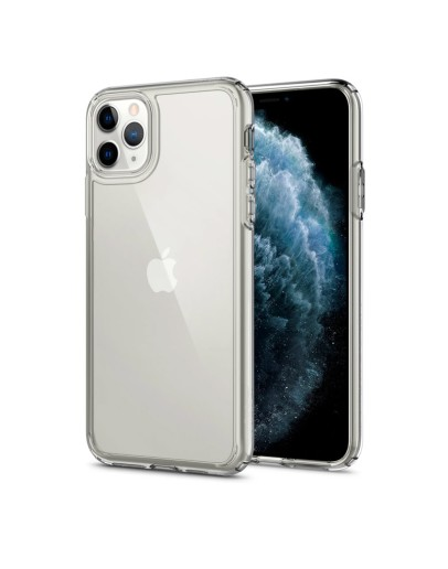 iPhone 11 Pro Max Case Crystal Hybrid