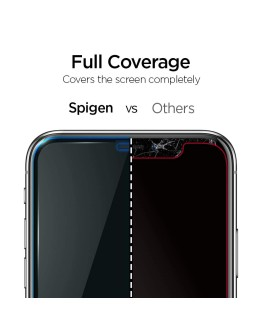 Tempered Glass Screen Protector [Glas.tR AlignMaster] designed for iPhone iPhone 11 Pro/XS/X Edge to Edge Protection