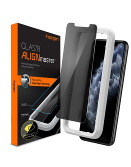 Align Master Glas tR Privacy for iPhone 11 Pro / XS / X