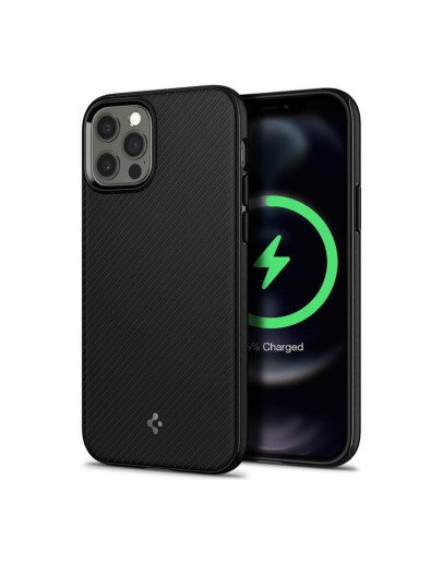 Spigen iPhone 12/12 Pro Case Mag Armor