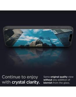 iPhone 12 Pro Max Screen Protector Full Cover Glas tr Slim Hd