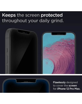 iPhone 12 Pro Max Screen Protector GLAS.tR Slim HD
