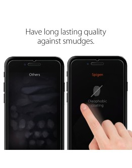 iPhone 8/7 Screen Protector GLAS.tR SLIM