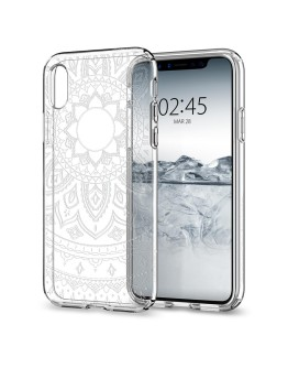iPhone X Case Liquid Crystal Shine