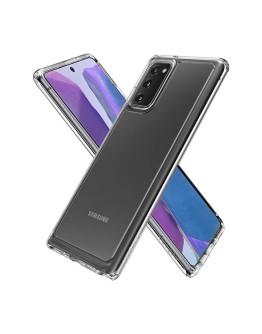 Galaxy Note 20 Case Crystal Hybrid