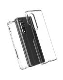 Galaxy Z Fold 3 5G Case Crystal Hybrid
