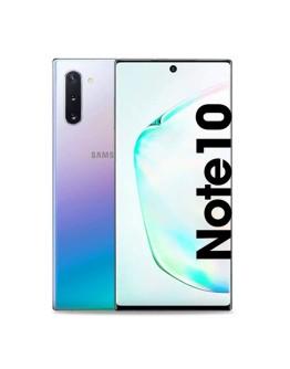 Galaxy Note 10 plus Case  Crystal Flex