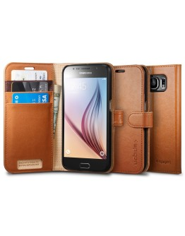 Galaxy S6 Case Wallet S