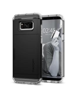 Galaxy S8 Plus Case Crystal Wallet