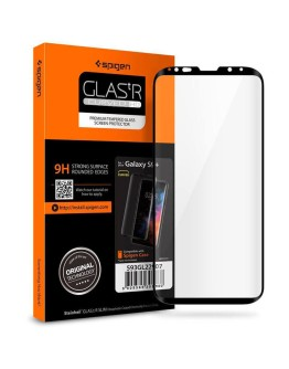 Galaxy S9 PLUS Glas.tR Curved HD Tempered Glass Screen Protector